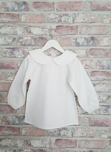 Lilly's Gömlek Beyaz